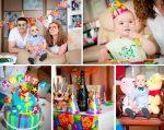 Как организовать первый день рождения ребенку