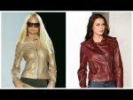 Модные женские кожаные куртки осень-зима 2015 — 2016 года !!!