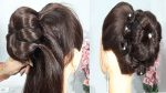 New latest updo hairstyle for weddings | juda hairstyle for girls | party hairstyle | updo hairstyle