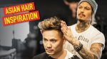 Mens Haircut:  Straight to Wavy Haircut & Hairstyle | Asian Hair Inspiration