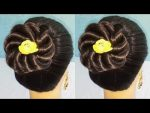 Easy & Quick Hairstyle for Wedding || Cute hairstyles for girls || Summer Hairstyles