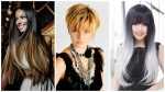 Модное окрашивание волос 2018 на короткие волосы и длинные волосы