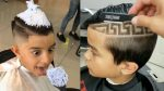 Best Kids Haircuts by Best Barbers in The World #4