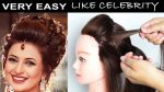 new hairstyle like celebrity | cute hairstyle | hair style girl | easy hairstyle