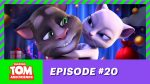 Talking Tom and Friends — Angela's Heckler (Season 1 Episode 20)