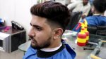 Best summer hairstyle for pakistan || slope hair cutting