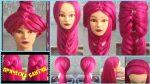 Лайфхаки для волос Прически челлендж / красивые прически лайфхаки для школы шаш өру үлгілері