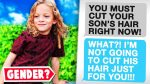 "r/entitledparents | ""I DEMAND YOU CUT YOUR SON'S HAIR NOW!"""