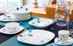 Особенности и преимущества посуды Luminarc