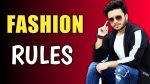 5 STYLE RULES For Men In Hindi | Fashion Tips For Boys | How To Dress Well For Men
