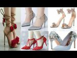 Eid collection fancy shoes for girls // Party wear shoes design for ladies //