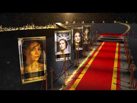 Golden Awards Ceremony — After Effects template from Videohive