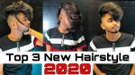 New Hairstyle 2020 |  Haircut Trends 2020 | Top 3 Hairstyle 2020 | Vipul Pandya Life Style |