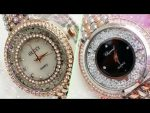 Designer Ladies Wrist Watch Designs Collections