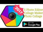 S Photo Editor — Collage Maker , Photo Collage