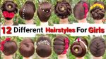 12 Different Juda Hairstyle For Wedding And Party || Ladies Bun Hairstyle || Hair Style For Girls ||