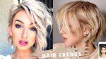 Короткие стрижки для тонких волос   Новая короткая прическа   Short haircuts for fine hair