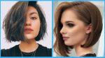 Подборка модных стрижек «короткий боб» | Trendy Short Bob Haircut Compilation