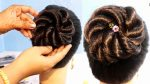 easy juda hairstyle for bridal || easy hairstyles || cute hairstyle || hair style girl || hairstyle