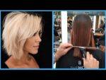 Короткая стрижка для женщин   Прическа боба и пикси   Haircut for women   Bob and pixie hairstyle