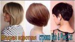Модная короткая стрижка Bob & Pixie Cut/Trendy Short Haircut Bob & Pixie Cut Tutorial/ Прически 2020