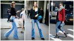 Как выбрать широкие джинсы для женщин?